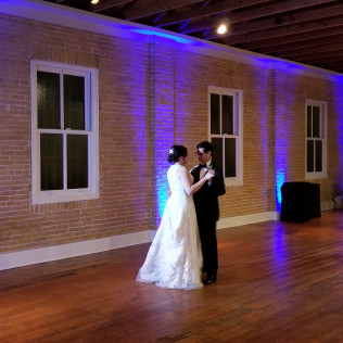 event uplighting san antonio tx